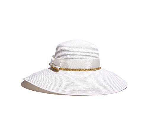 Santorini Beach Hat