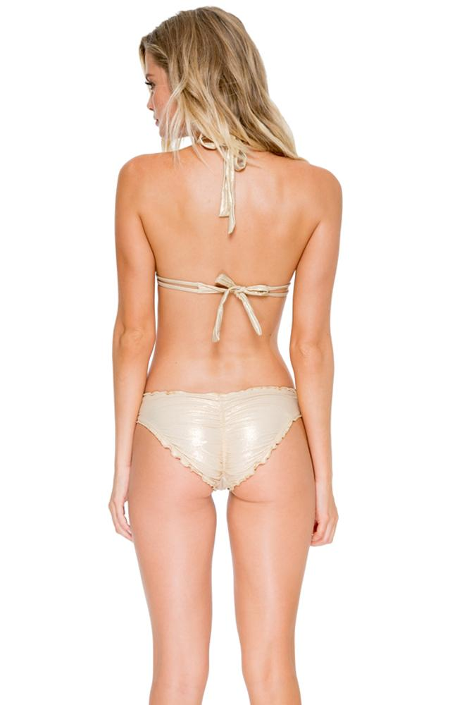 COSITA BUENA Full Ruched Back Bottom