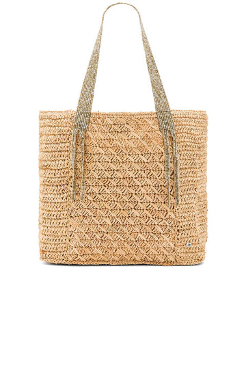 Florabella Trinity Tote in Natural