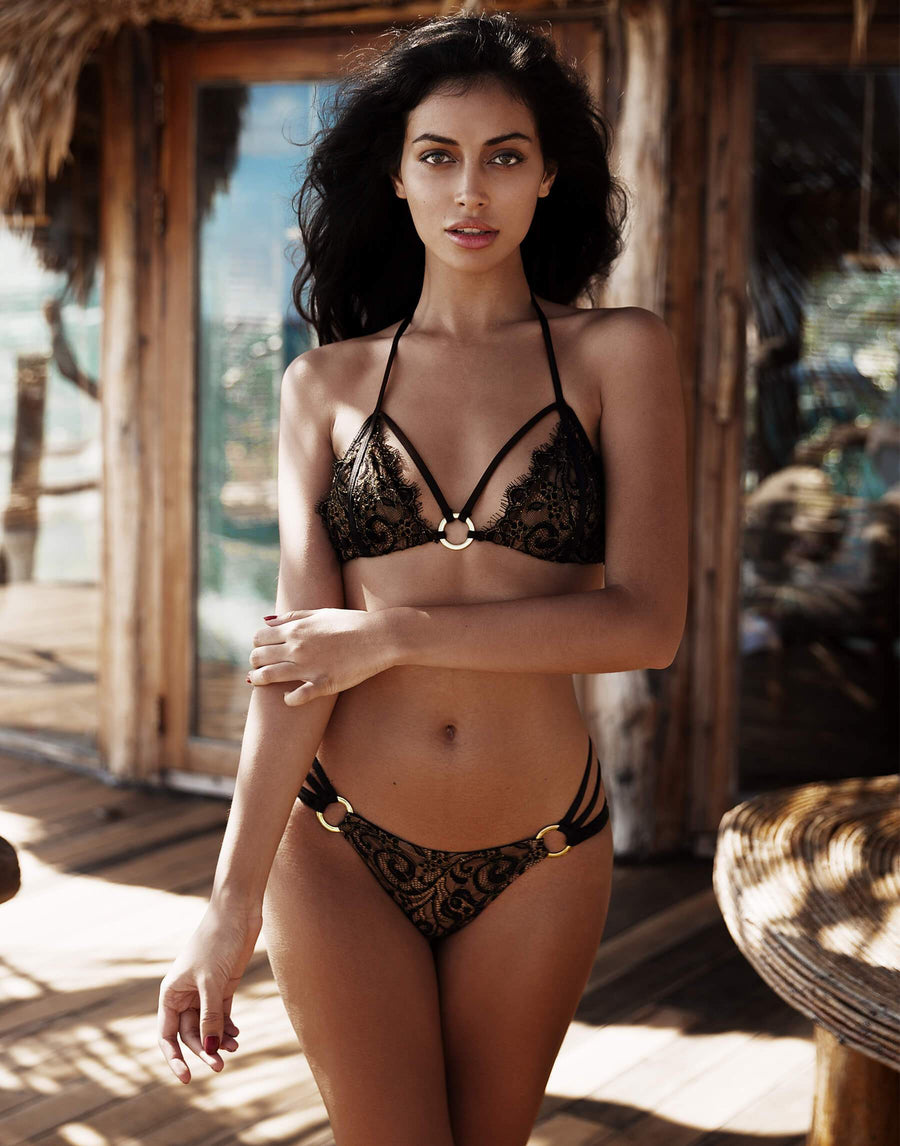 Gunpowder and Lace Bikini