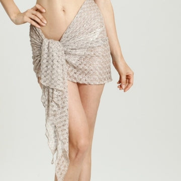 Skirt Swim Cover-Up