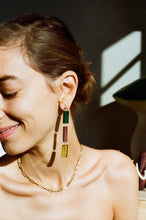 Load image into Gallery viewer, Carillon earrings - One of a kind