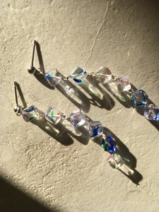 Aura Earrings - Multi