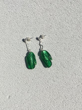 Load image into Gallery viewer, Greens Earrings
