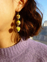 Load image into Gallery viewer, Boucles d'oreilles Anaïs