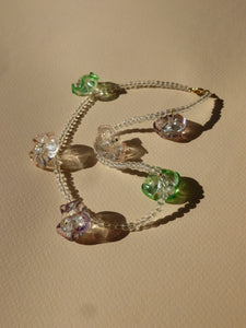 Corolle necklace - Multicolor