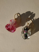 Load image into Gallery viewer, Bougie earrings III - mismatched - One of a kind