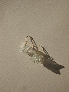 Pale earrings - One of a kind