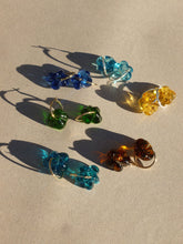 Load image into Gallery viewer, I'm all ears Ensemble - 3 pair of Fleur earrings