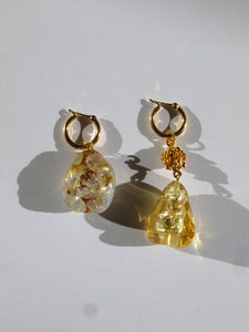 Lybique Earrings - One of a kind