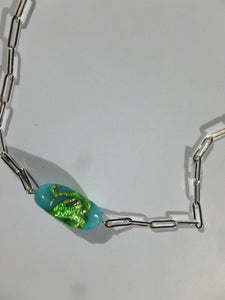 Bonbon lave necklace 3 - One of a kind