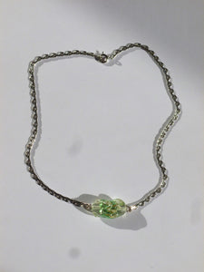 Bonbon lave necklace 2 - One of a kind