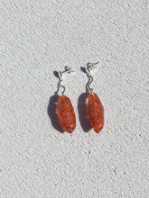Load image into Gallery viewer, Red Earrings
