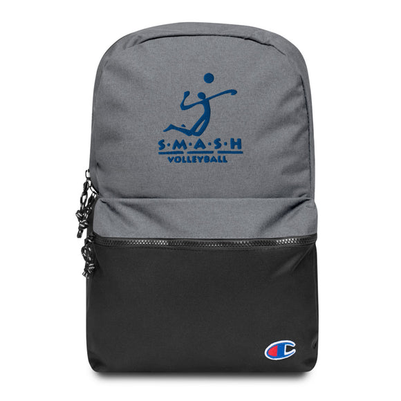 Champion Backpack - Embroidered SMASH Logo