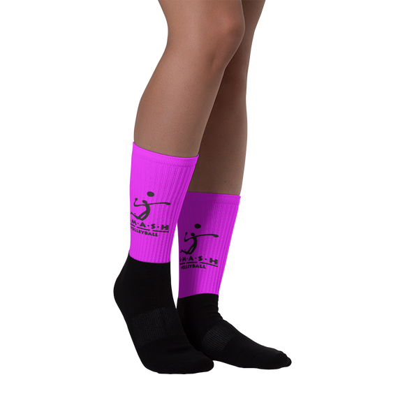 Socks - Black Logo