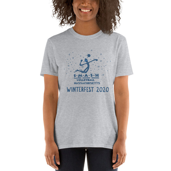 SMASH at Winterfest T-Shirt 2020