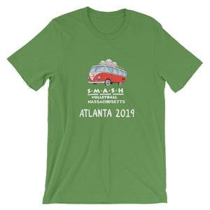 SMASH at Atlanta Cotton T-Shirt