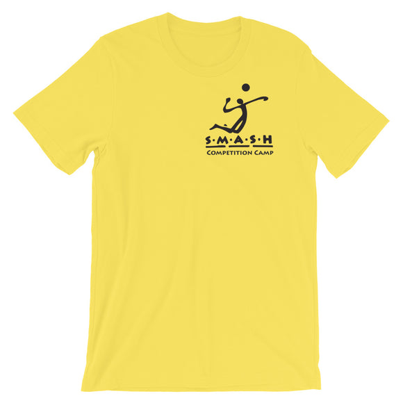 SMASH Competition Camp T-Shirt