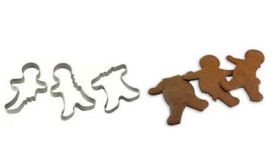 IMPERFECT COOKIE CUTTERS