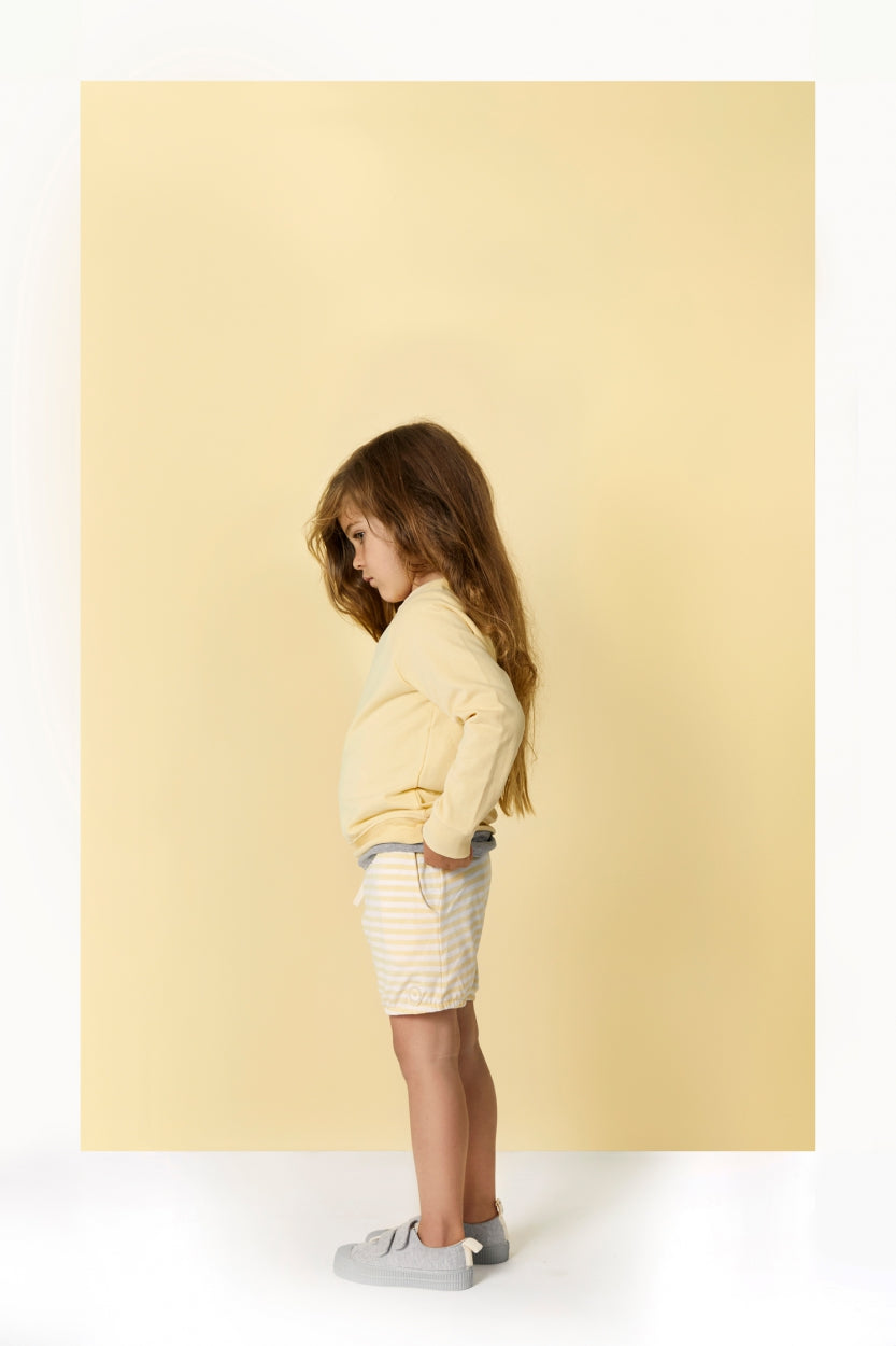 products/gray-label-look_puffy-shorts_mellow-yellow-off-white-stripe_side-view.jpg