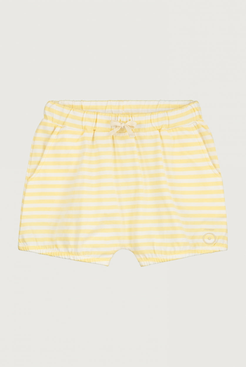 products/gray-label_puffy-shorts_mellow-yellow-off-white-stripe_front.jpg