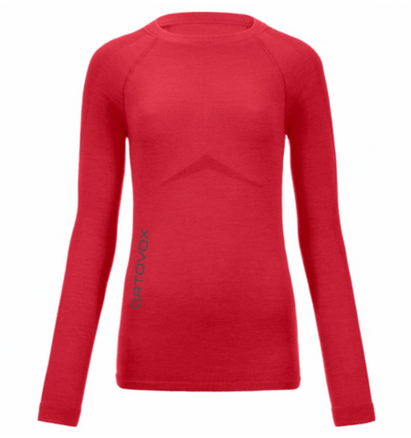 Womens Merino Competition Long Sleeve Top