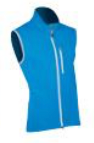Mens Soft Shell Andermatt Vest