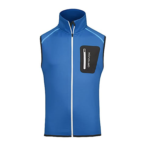 Mens Merino Fleece Vest