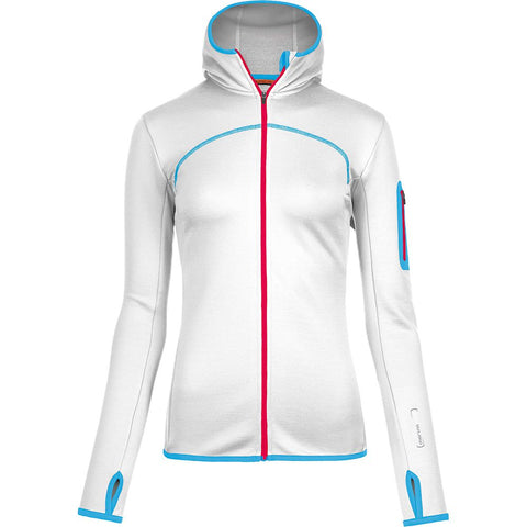Womens Fleece Hoody