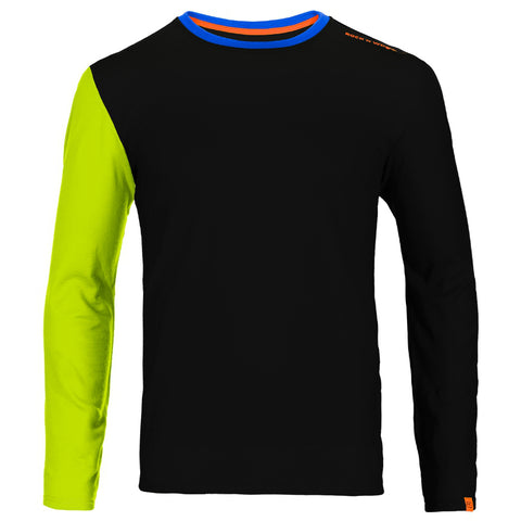 Mens Merino 185 Long Sleeve Top