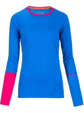 Womens Merino 185 Long Sleeve Top