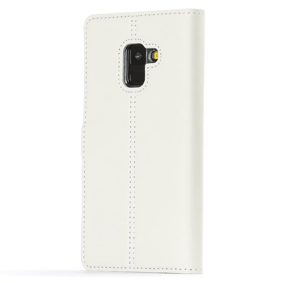 Porcelain Pastel Leather Case - Samsung Galaxy A8 (2018) - Snakehive