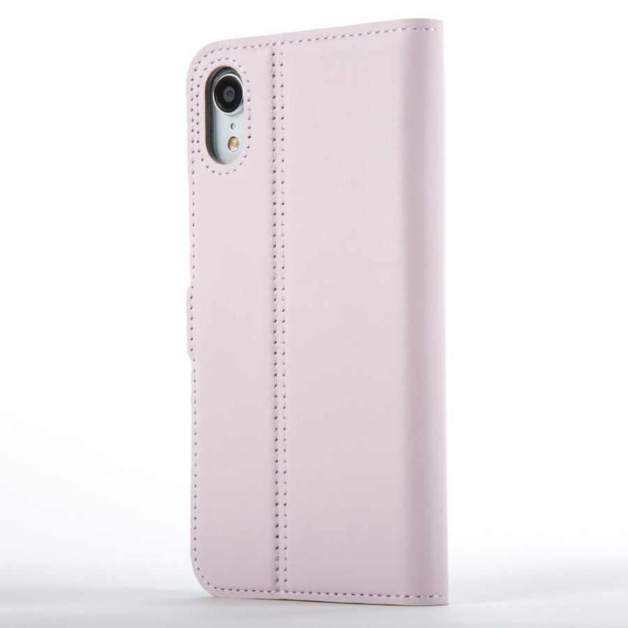 Leather Case Blush Pastel - Apple iPhone XR