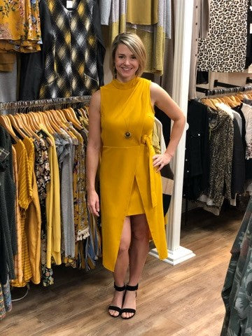 4 ways to wear Mustard without looking like a Hot Dog!