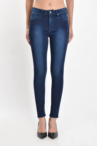 Medium Wash Butter Jeans