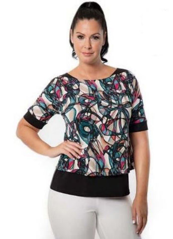 Multi-Layer Printed Top