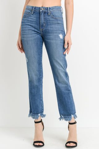 Staccato Skinny Jeans Regular Fit Mid Blue Denim