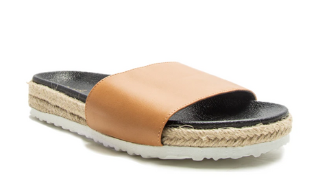 Single Band Slide Sandal