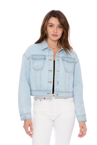 Natalie Denim Jacket