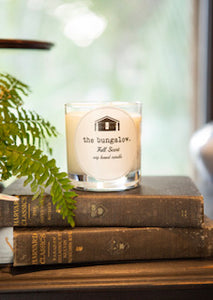 The Bungalow Fall Candle