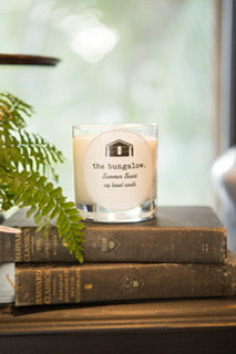 The Bungalow Summer Candle