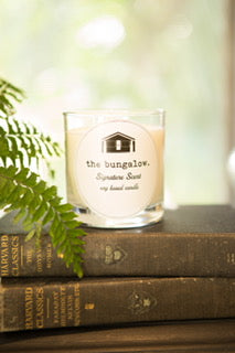 The Bungalow Signature Candle