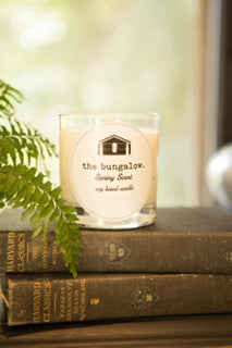 The Bungalow Spring Candle