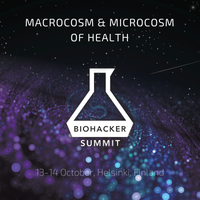 Biohacker Summit Video Recording 2017 Helsinki - Biohacker's Online Store