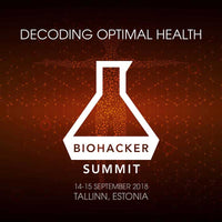 Biohacker Summit Video Recording 2018 Tallinn - Biohacker's Online Store