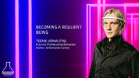 Biohacker Summit Video Recording 2020 Helsinki: Becoming a Resilient Being - Biohacker's Online Store