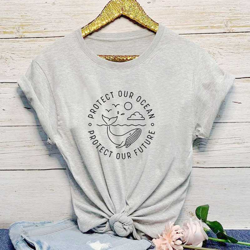 Cute Graphic Words Printed Tee Shirts