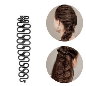 Fashion Hairdressing Weaving Artifact DIY Hair Braiding Styling Tool