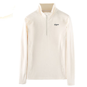 Outdoor Sports 1/4 Zip Pile Better Polar Fleece SweaterJacket