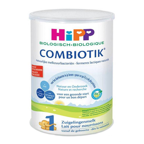 Hipp Dutch stage 1 First infant formula 0+ months